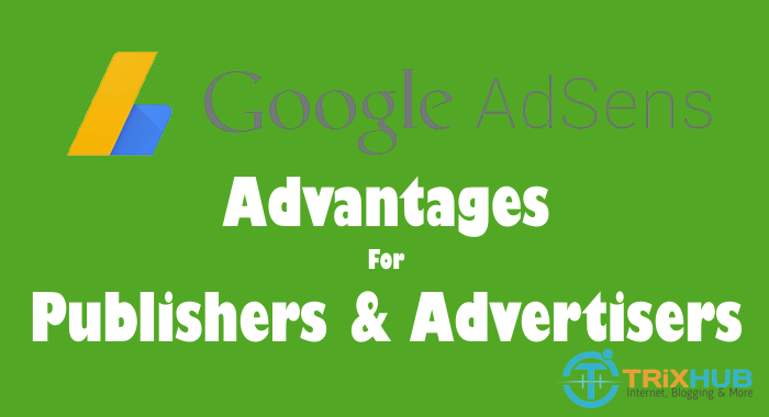 google adsense advantages