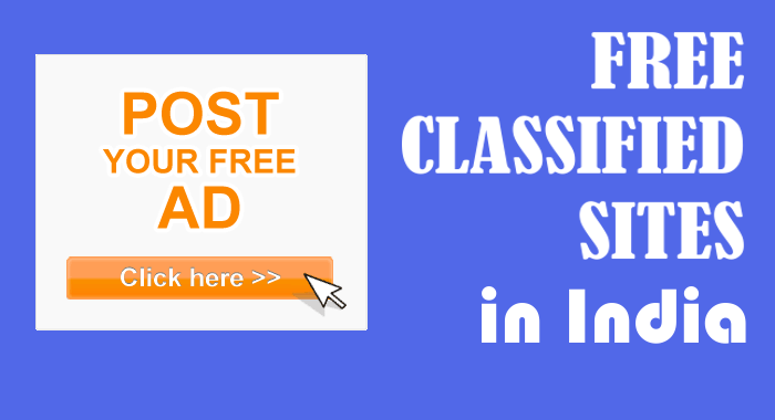Top 5 Best Free Classified Ad Posting Sites in India