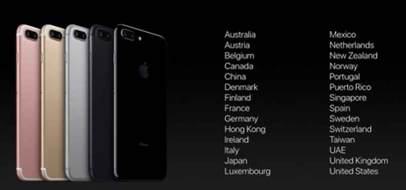 iphone-shipment-countries